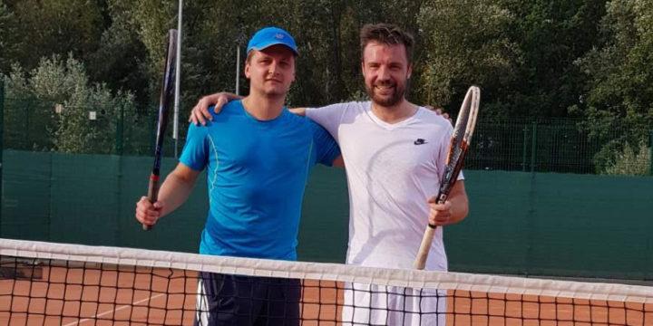 Zakończenie ligi tenisowej Muchowiec Lato 2020